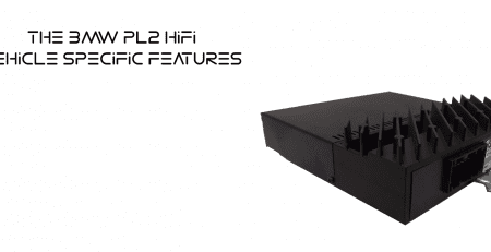 BMW PL2 HiFi Amplifier