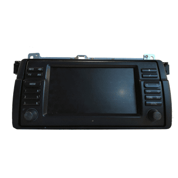 BMW e46 On-board Monitor Repair