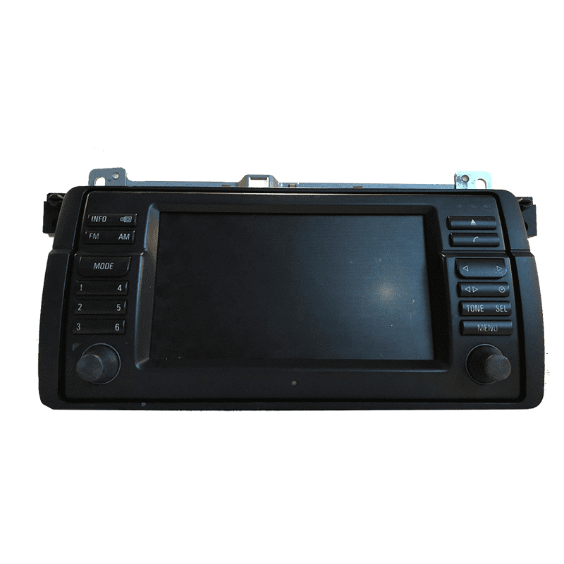 BMW e46 On-board Monitor Repair